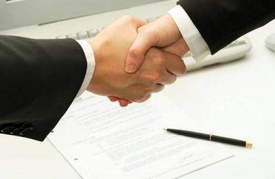 Акт зачета взаимных требований трех юридических лиц